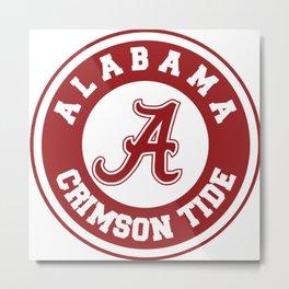 The Alabama Tide! Metal Print