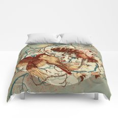 Honey & Sorrow Comforters