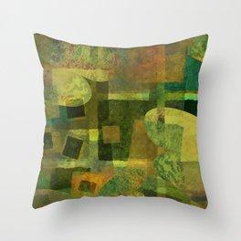 Dorado Verdiso and Butterfly Throw Pillow