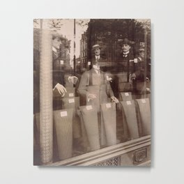 Eugène Atget - Avenue des Gobelins Metal Print