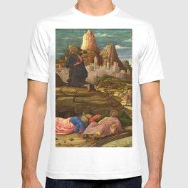 Andrea Mantegna - The Agony in the Garden T-shirt