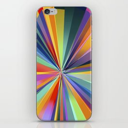 powerful love iPhone Skin