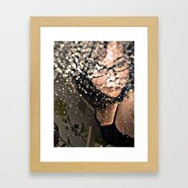 fetish IV. Framed Art Print