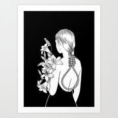 Too Young To Die Art Print