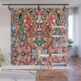 Design, Fantasy, muticolor, Relaxing, Drawing, BebiCervin Wall Mural