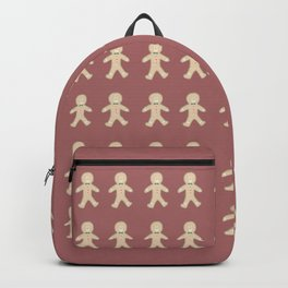 Gingerbread man Backpack