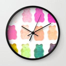 Compulsive Candy  Wall Clock