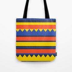 Triangles Jungle Tote Bag