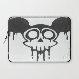 gothic mickey Laptop Sleeve