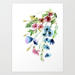 Springtime II Art Print