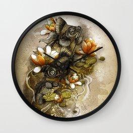 black moors Wall Clock