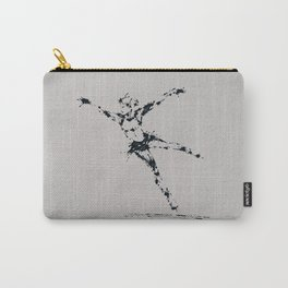 Splaaash Series - Ice Bird Ink Carry-All Pouch