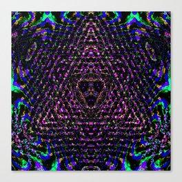 Ambiguous Merkaba Canvas Print