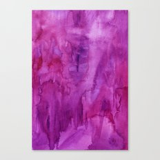 Wowza Wash Canvas Print