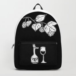 Alcohol Doodles Backpack