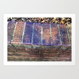 Bric-a-Brac Art Print
