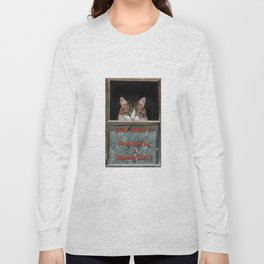 Scaredy Cat Long Sleeve T-shirt