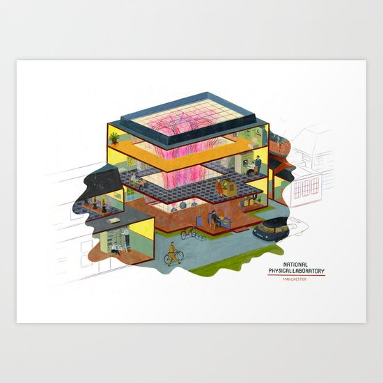 npl Art Print