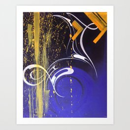 Boardshorts Art Print