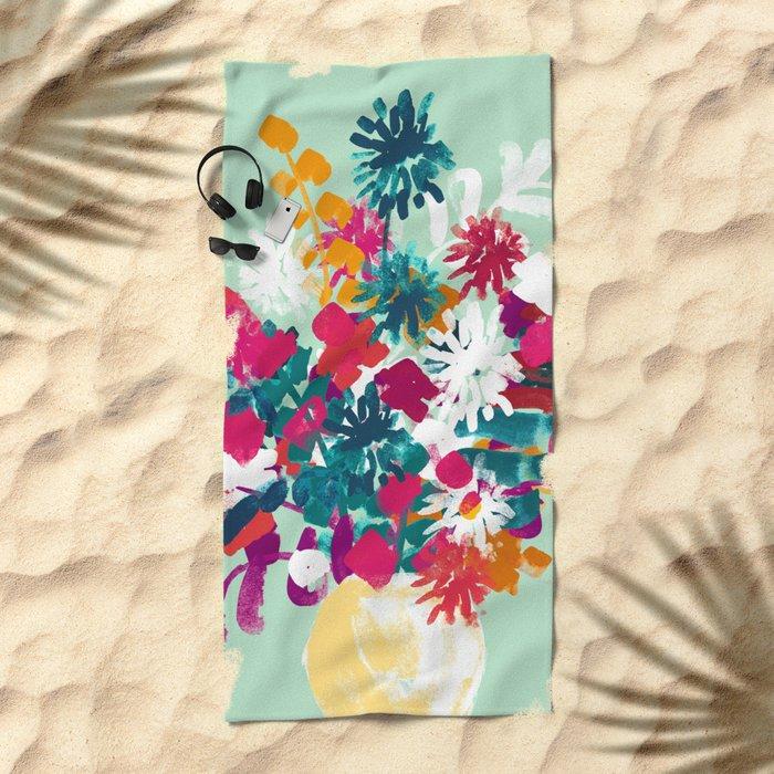Blush Beach Towel