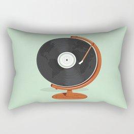 World Record Rectangular Pillow