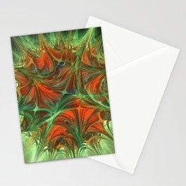 Sparked skid Stationery Cards