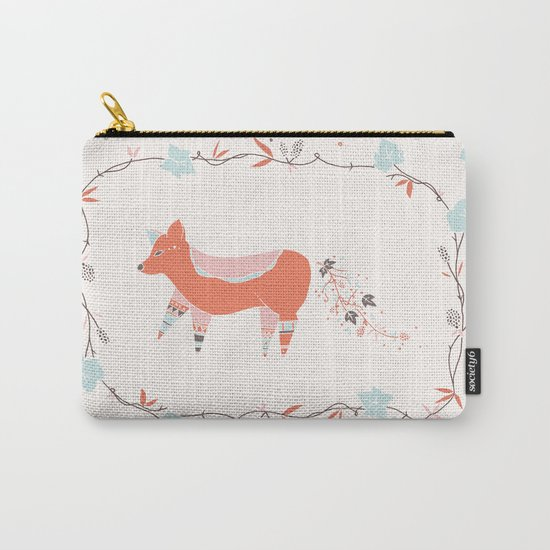 fox & grapes Carry-All Pouch