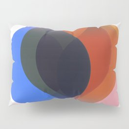 Abstract Composition 684 Pillow Sham