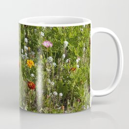 Field of Wild Flowers Coffee Mug