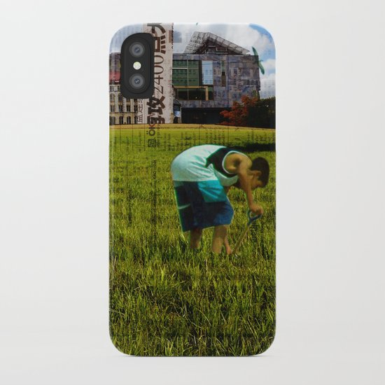 Surreal Living 9 iPhone Case