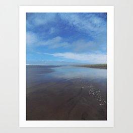 Always the Ocean Pt.2 Art Print