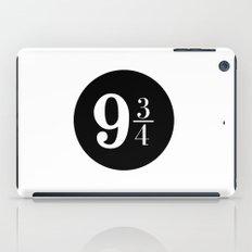Platform 9 3/4 iPad Case
