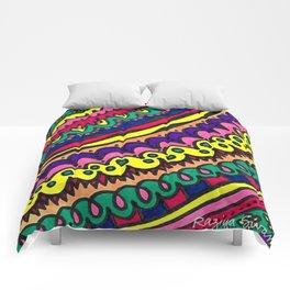 Layered treats Comforters