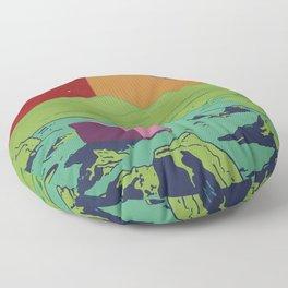 Couch Floor Pillow