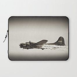 B-17 Flying Fortress, Sally B Laptop Sleeve