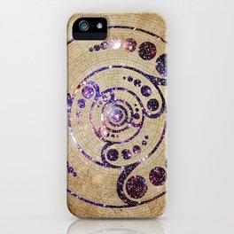 The Harmonious Circle  iPhone Case