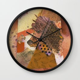 Well Who are You? Wall Clock