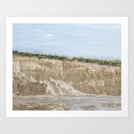 Krater Art Print