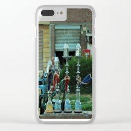 Shisha Clear iPhone Case