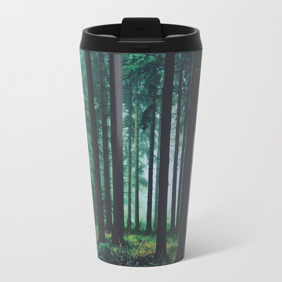 Through the fog Metal Travel Mug