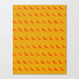 Bird Pop Series Canvas Print