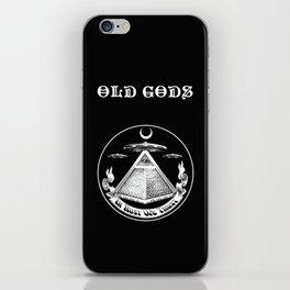 Old Gods iPhone Skin