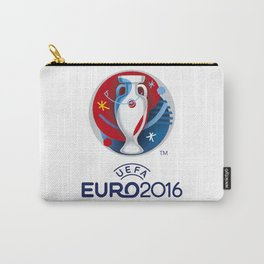 Logo Uefa Euro 2016 Carry-All Pouch