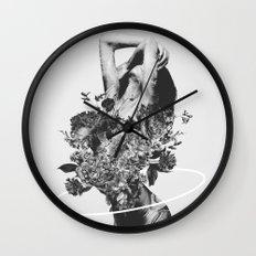 Be Slowly Wall Clock