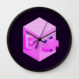 Zhu Wuneng Wall Clock