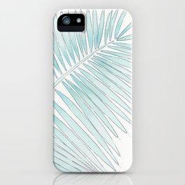 Tropical Fringe iPhone Case