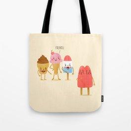 freaks Tote Bag
