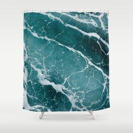 Elemental Shower Curtain