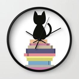 CatBook Wall Clock