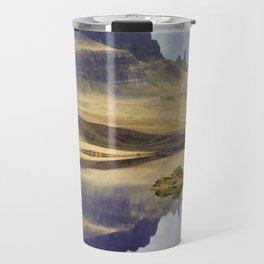 Reflection of Storr Travel Mug